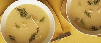 Avgolemono (sopa de huevo y limón)