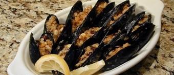 Midia Dolma – Stuffed Mussels