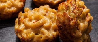 Spicy Mac n Cheese Bites