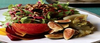 Beet, Fennel and Fig Salad With Cranberry-Sage Dressing