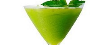 The Melon Martini