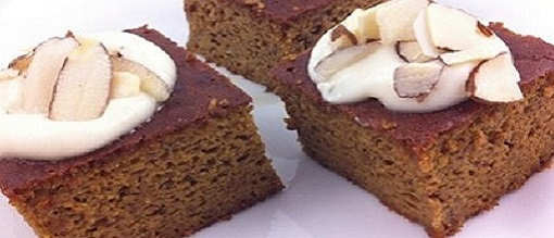 Paleo Pumpkin Gingerbread Cake With Maple-Vanilla Frosting - COCTIONE