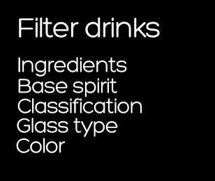 Filter Drinks