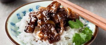 Beef Honey and Black Pepper Sauce