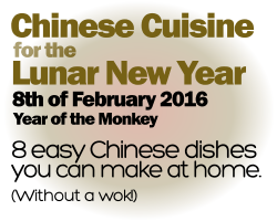 Chinese Cuisine Recipes