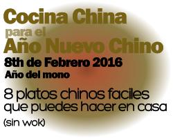 Cocina China Recetas