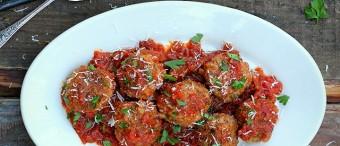 Italian Spaghetti and Meatballs