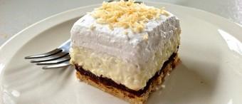Paleo Coconut Cream Dream Pie