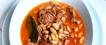 Fabada (Spanish White Bean Stew)