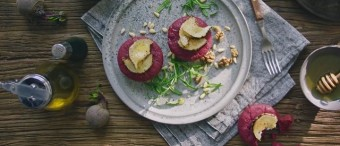 Beetroot Muffins