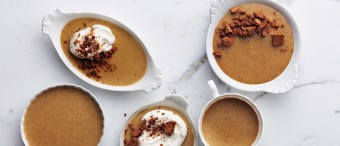 Butterscotch Pudding from BonAppetit