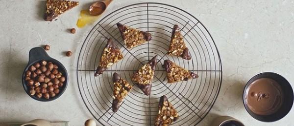 Nut Wedges