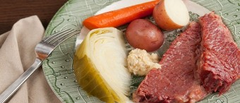 Corned-Beef and Cabbage