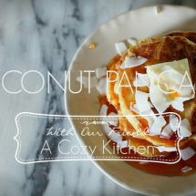 Coconut Pancake Recipe