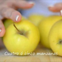 Buñuelos de manzana. Apple fritters